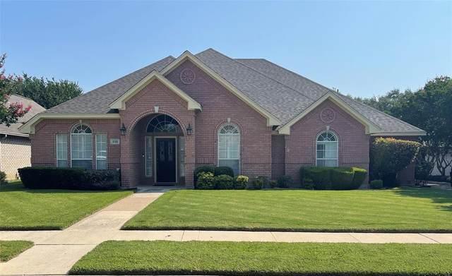538 Clayton Street, Grand Prairie, TX 75052 (MLS #14632510) :: Real Estate By Design
