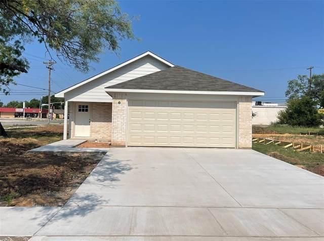 642 Elm Street, Abilene, TX 79602 (MLS #14632515) :: The Krissy Mireles Team