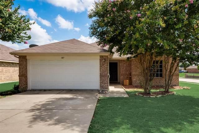 857 Canyon Cove Drive, Burleson, TX 76028 (MLS #14632517) :: The Daniel Team