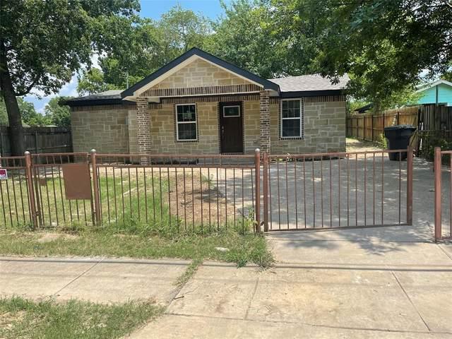 648 Helena Street, Dallas, TX 75217 (MLS #14632519) :: Real Estate By Design