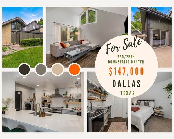 4657 Country Creek Drive #1141, Dallas, TX 75236 (MLS #14632523) :: The Chad Smith Team
