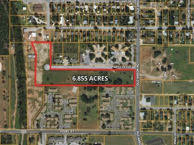 n/a Old Anson Road, Abilene, TX 79603 (MLS #14632532) :: Real Estate By Design