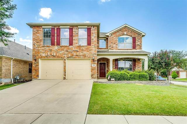 4345 Summer Star Lane, Fort Worth, TX 76244 (MLS #14632537) :: The Mitchell Group