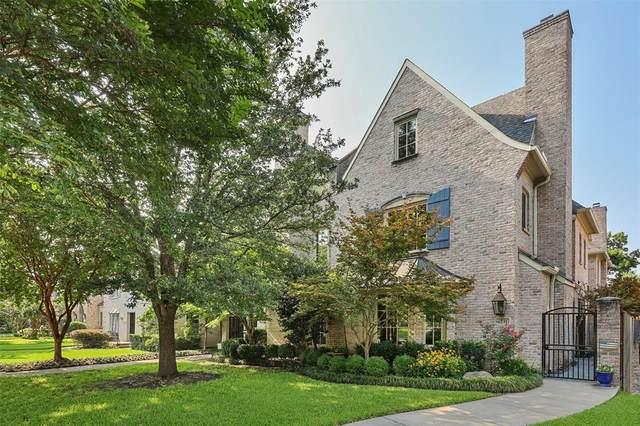 4231 Normandy Avenue, University Park, TX 75205 (MLS #14632539) :: The Hornburg Real Estate Group