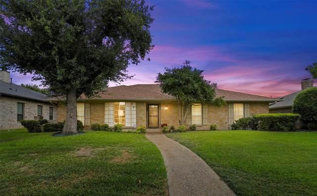 629 Tiffany Trail, Richardson, TX 75081 (MLS #14632564) :: Wood Real Estate Group