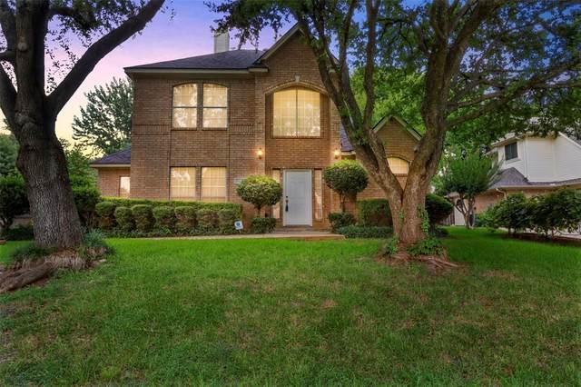 3008 Red Bird Lane, Grapevine, TX 76051 (MLS #14632565) :: The Rhodes Team