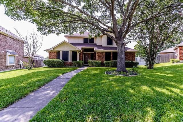 806 Raintree Court, Desoto, TX 75115 (MLS #14632574) :: RE/MAX Pinnacle Group REALTORS