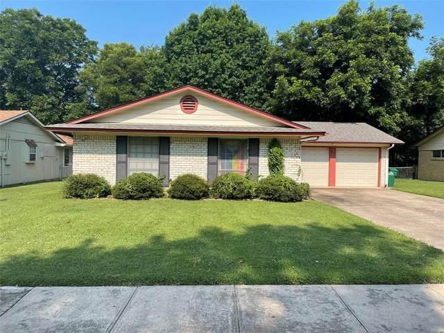2320 Westwood Drive, Denton, TX 76205 (MLS #14632577) :: The Mauelshagen Group