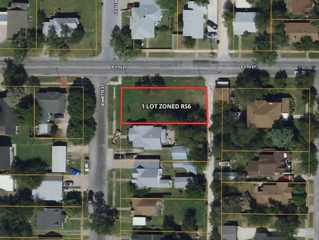1101 Jeanette Street, Abilene, TX 79602 (MLS #14632579) :: Robbins Real Estate Group
