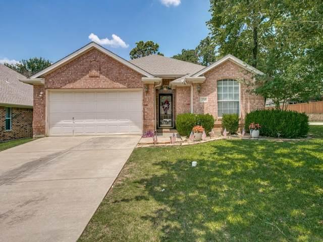 2715 Warwick Drive, Corinth, TX 76210 (MLS #14632582) :: The Rhodes Team
