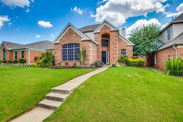 10301 Burgundy Drive, Frisco, TX 75035 (MLS #14632583) :: Real Estate By Design