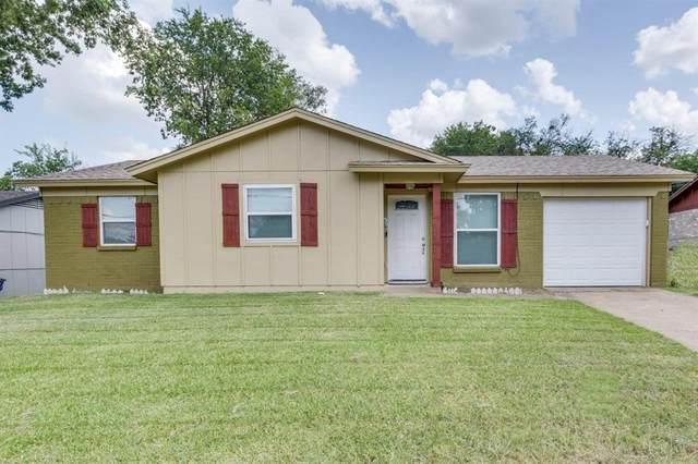 4144 Happy Canyon Drive, Dallas, TX 75241 (MLS #14632594) :: Wood Real Estate Group