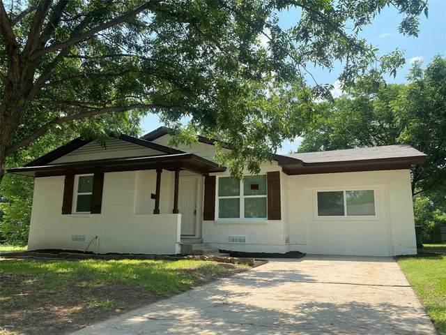 873 Harbor Drive, Lewisville, TX 75057 (MLS #14632608) :: RE/MAX Pinnacle Group REALTORS