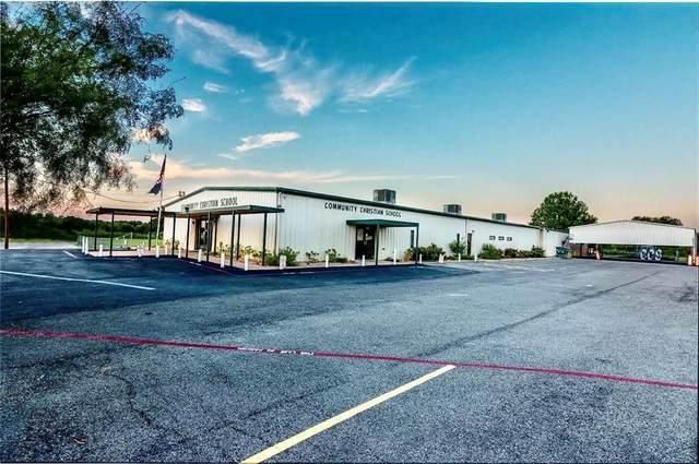 2501 Garrett Morris Parkway, Mineral Wells, TX 76067 (MLS #14632627) :: 1st Choice Realty