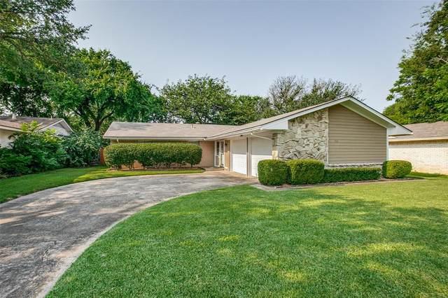 709 Maryland Drive, Richardson, TX 75080 (MLS #14632636) :: Wood Real Estate Group