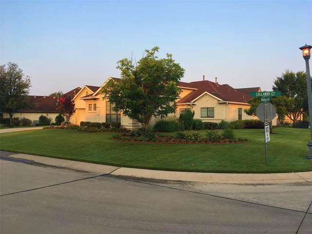 9800 Callaway Court, Denton, TX 76207 (MLS #14632645) :: Front Real Estate Co.