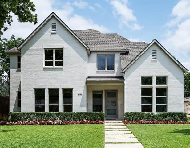 4123 Brunswick, Dallas, TX 75220 (MLS #14632660) :: The Hornburg Real Estate Group