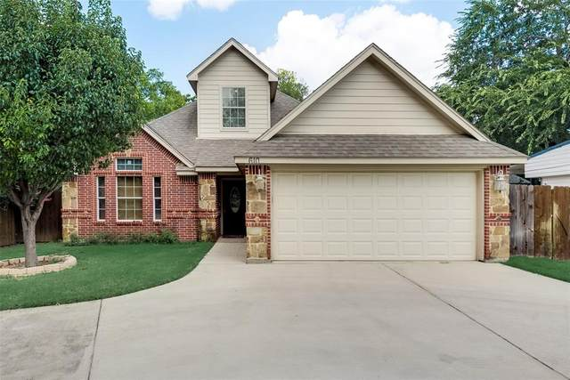 610 Harrisdale Avenue, River Oaks, TX 76114 (MLS #14632667) :: Real Estate By Design