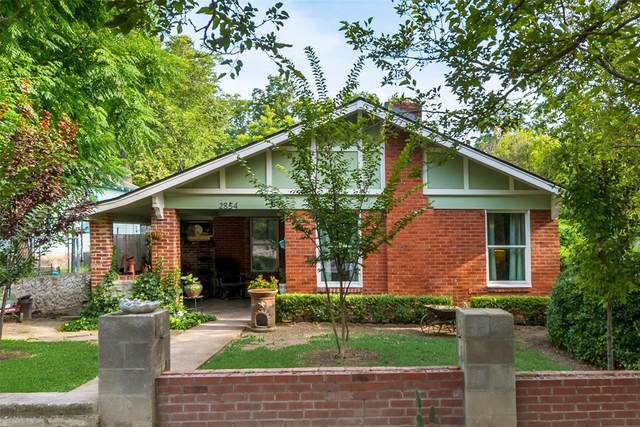 2854 Gladstone Drive, Dallas, TX 75211 (MLS #14632685) :: The Kimberly Davis Group