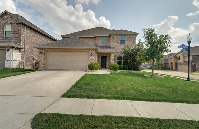 11204 Gibbons Creek Drive, Frisco, TX 75036 (MLS #14632690) :: Front Real Estate Co.