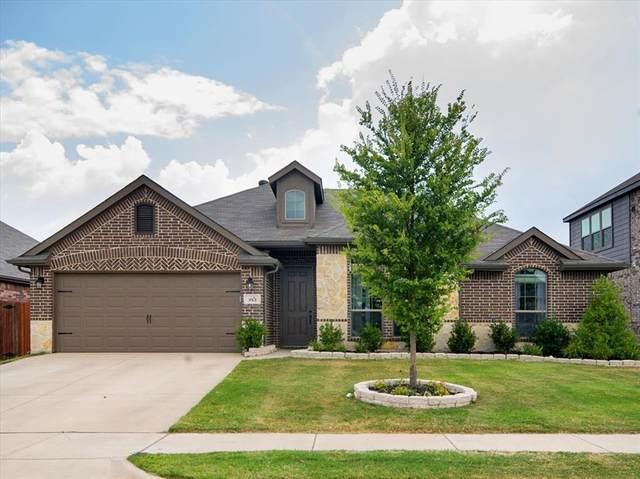 353 Sugar Creek Lane, Saginaw, TX 76131 (MLS #14632704) :: EXIT Realty Elite