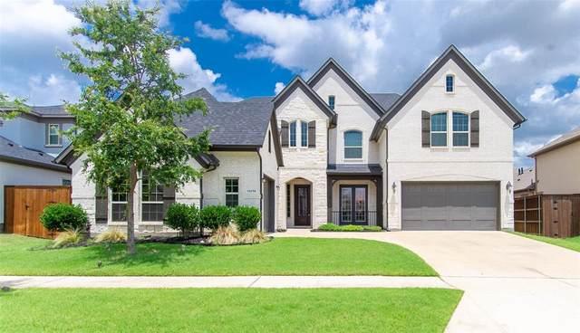 13176 Sellaronda Way, Frisco, TX 75035 (MLS #14632706) :: DFW Select Realty