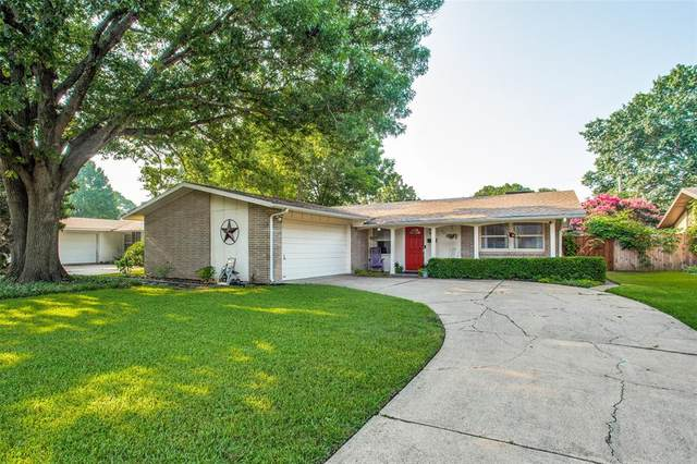 909 Forreston Drive, Richardson, TX 75080 (MLS #14632715) :: The Mauelshagen Group