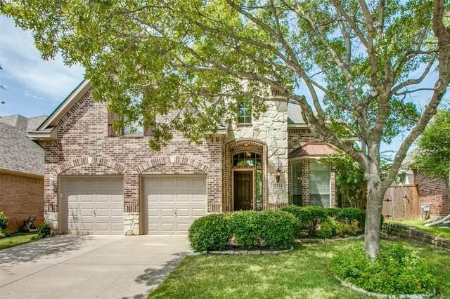 4224 Tiffany Drive, Flower Mound, TX 75022 (MLS #14632716) :: The Rhodes Team