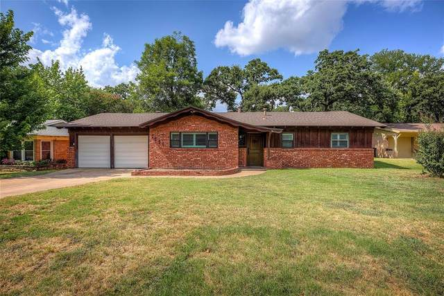 7221 Jewell Avenue, Fort Worth, TX 76112 (MLS #14632720) :: Real Estate By Design