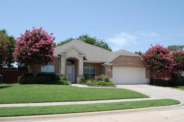 1003 Wooded Creek Avenue, Wylie, TX 75098 (MLS #14632730) :: The Rhodes Team