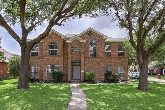 8301 Sebastian Inlet, Frisco, TX 75035 (MLS #14632732) :: Real Estate By Design