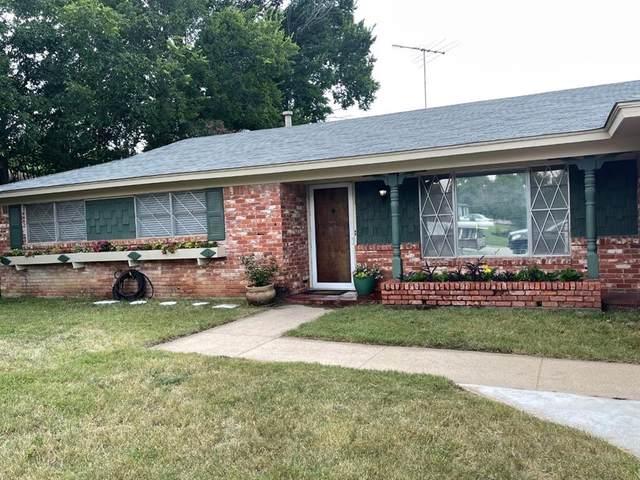 1321 Hurstview Drive, Hurst, TX 76053 (MLS #14632740) :: RE/MAX Pinnacle Group REALTORS