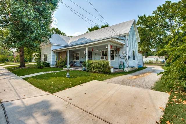 707&709 E 9th Street, Bonham, TX 75418 (MLS #14632756) :: The Hornburg Real Estate Group