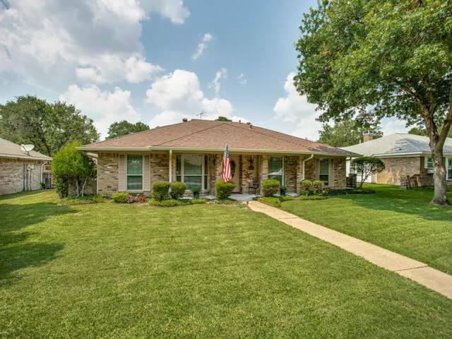 3213 Winchester Drive, Plano, TX 75075 (MLS #14632776) :: Real Estate By Design