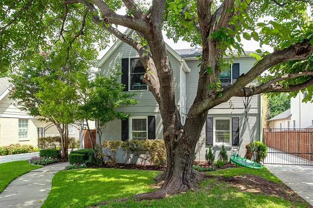 3762 W 4th Street, Fort Worth, TX 76107 (MLS #14632778) :: 1st Choice Realty