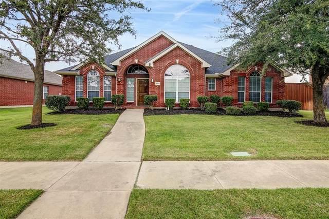 3854 Cherry Ridge Drive, Frisco, TX 75033 (MLS #14632783) :: Wood Real Estate Group