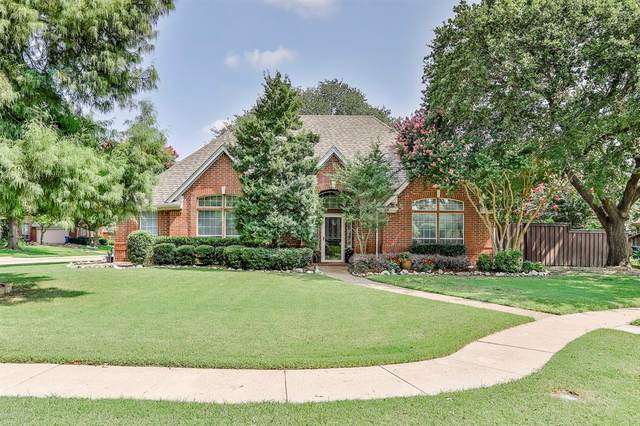 924 Westwind Cove, Coppell, TX 75019 (MLS #14632785) :: The Hornburg Real Estate Group