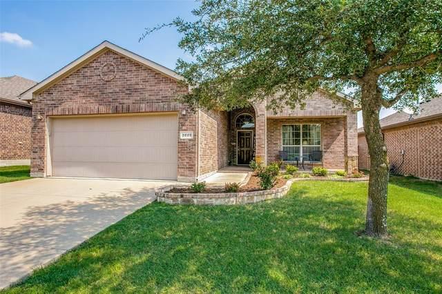 3025 Beaver Creek Drive, Fort Worth, TX 76177 (MLS #14632787) :: The Mauelshagen Group