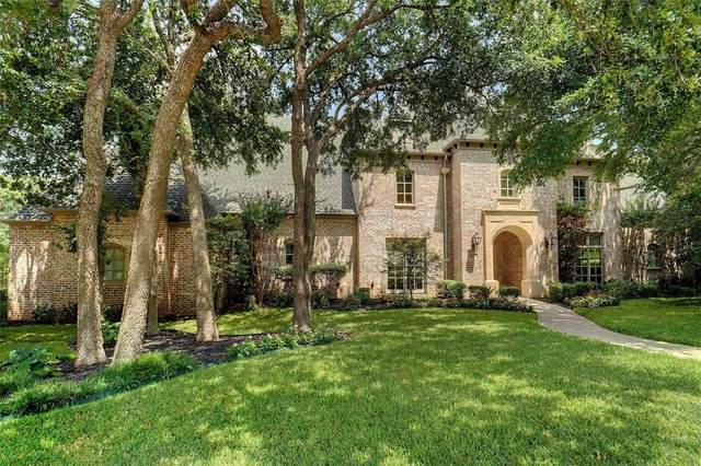 530 Round Hollow Lane, Southlake, TX 76092 (MLS #14632802) :: The Mitchell Group