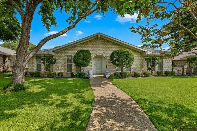 310 High Brook Drive, Richardson, TX 75080 (MLS #14632817) :: RE/MAX Pinnacle Group REALTORS