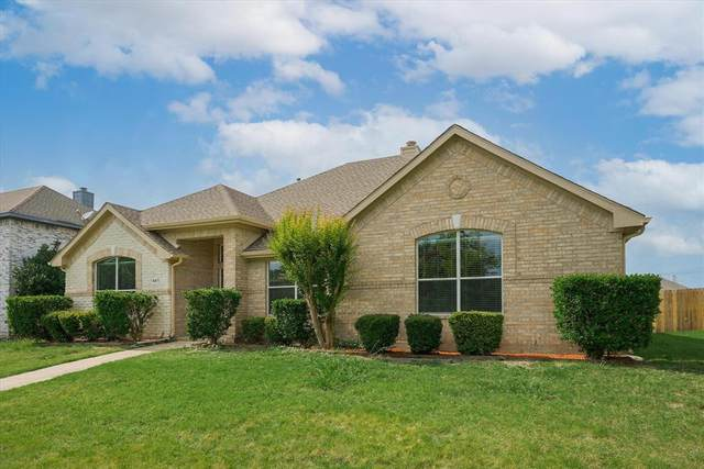 5411 Palace Drive, Richardson, TX 75082 (MLS #14632820) :: Real Estate By Design