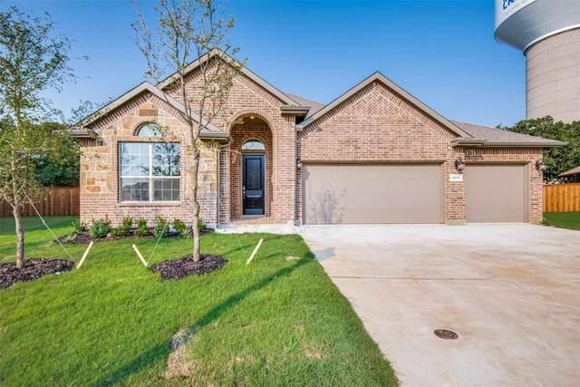 2021 Oleander, Hickory Creek, TX 75065 (MLS #14632823) :: Real Estate By Design