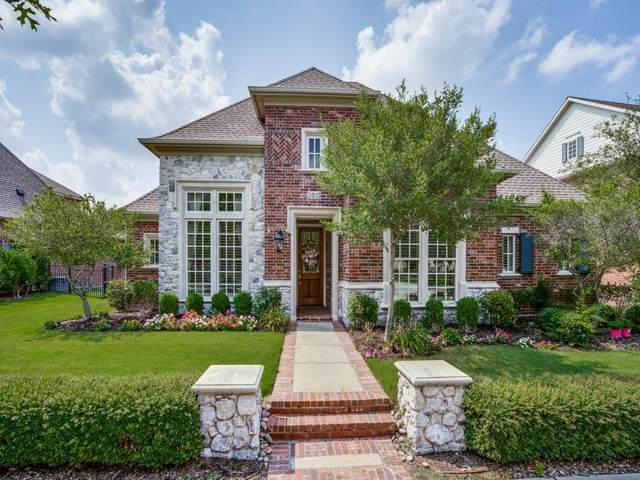 3613 Greenbrier Drive, Frisco, TX 75033 (MLS #14632825) :: Real Estate By Design