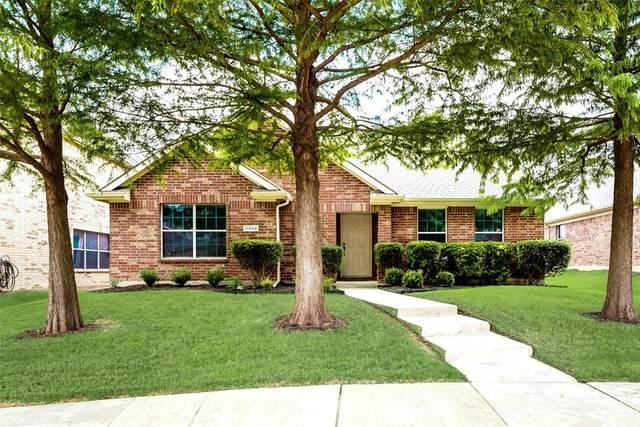 11554 Stephenville Drive, Frisco, TX 75035 (MLS #14632826) :: RE/MAX Pinnacle Group REALTORS