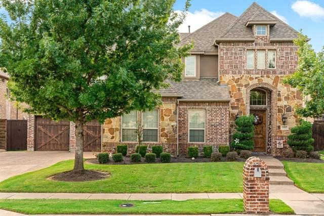 11047 Sugar Mill Lane, Frisco, TX 75033 (MLS #14632842) :: The Property Guys