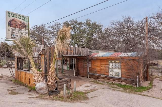 3317 Glen Rose Highway, Granbury, TX 76048 (MLS #14632848) :: Team Hodnett