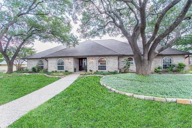 7156 Hunters Ridge Drive, Dallas, TX 75248 (MLS #14632867) :: The Krissy Mireles Team