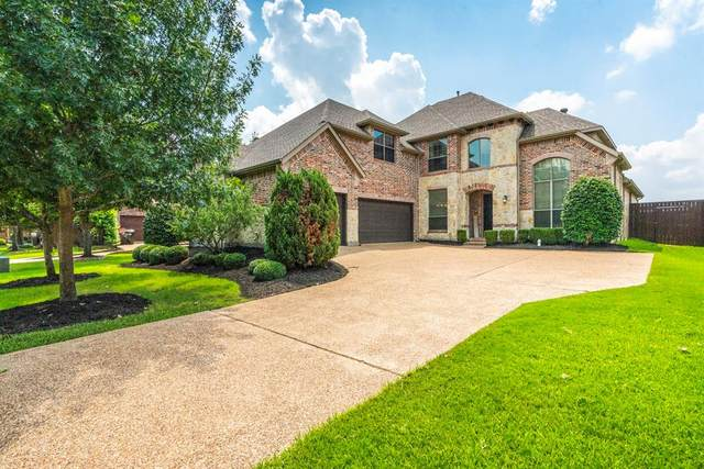 1437 Buena Park Drive, Frisco, TX 75033 (MLS #14632870) :: Real Estate By Design