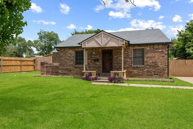 2809 Mims Street, Fort Worth, TX 76112 (MLS #14632879) :: Real Estate By Design