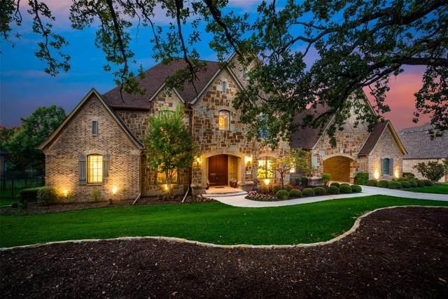 504 Clariden Ranch Road, Southlake, TX 76092 (MLS #14632884) :: Real Estate By Design